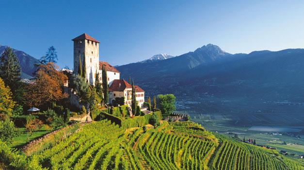 Vakantieparadijs Zuid Tirol Vakantie Op De Boerderij