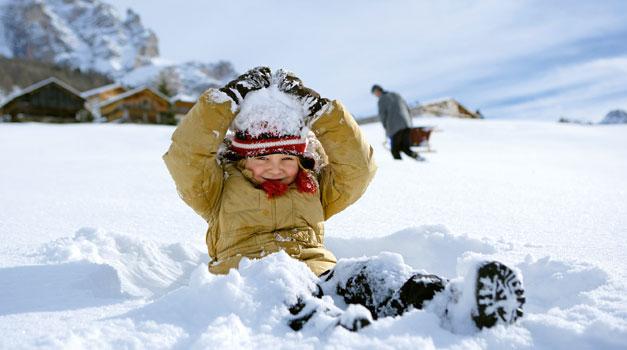 Wintervakantie Op De Boerderij In Zuid Tirol Roter Hahn