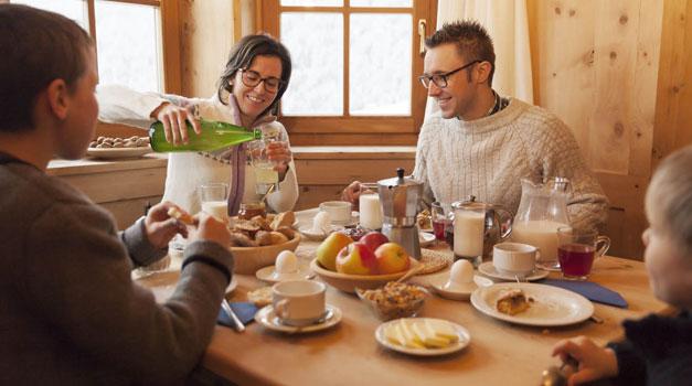 Wintervakantie Met Logies En Ontbijt Roter Hahn